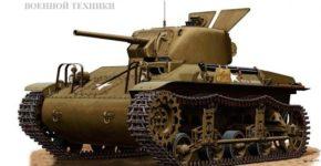 Легкий танк M22 Locust