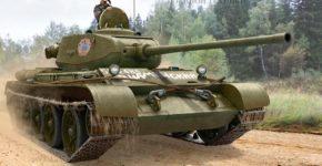 Средний-танк-Т-44